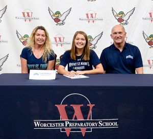 Worcester's Hoffman Headed To Mount