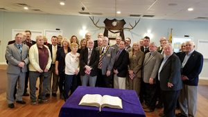 OC Elks Lodge Initiates 27 New Members