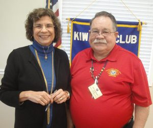 Worcester Board Of Education Member Speaks At Kiwanis Meeting