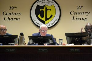 Berlin Council Reviews Possible Tax Increase Projections