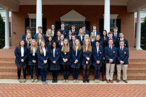 Worcester Prep Holds Annual Junior Ring Ceremony