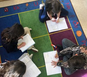 OC Elementary Students Solve Equations
