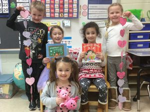 OC Elementary Kindergarteners Do Kind Deeds