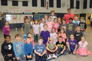 OCES Students Raise Over $21,500 In Kids Heart Challenge Fitness Events