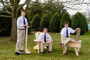 Worcester Prep Engineering Students Show Off Skills
