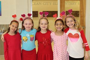 OC Elementary Students Participate In Have A Heart Spirit Day