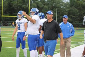 Seahawk Football Head Coach Named