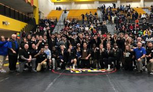 Decatur Wrestlers Repeat As State Champs