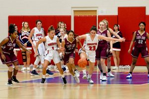 Worcester Girls Run Win Streak To Nine