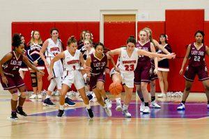 Worcester Girls Run Win Streak To Nine