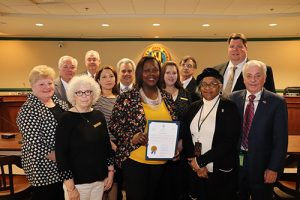Worcester County Commissioners Recognize March As Women's History Month