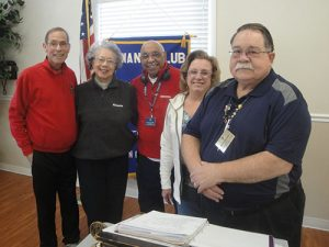 Kiwanis Club Supports Student Leadership Programs