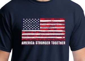 Local Apparel Company Creates Positive T-Shirt Effort For Front Line Workers