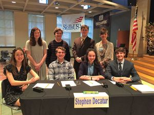 Stephen Decatur High Academic Team Takes First Place