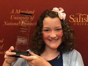 "BIS Student Takes First Place In ""Young Authors Contest"""