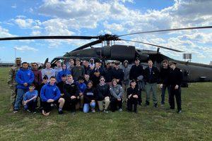 Decatur NJROTC Host Black Hawk Downing
