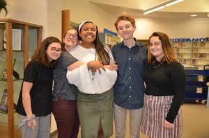 Decatur Honor Society Hosts Annual African-American Read-In