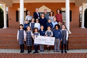 Worcester Prep Second-Graders Raise Money For AGH With Annual Bake Sale