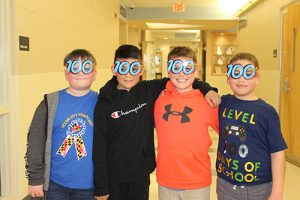 OCES Celebrates 100th Day Of School Year