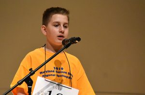 15 Wicomico County Students In Maryland Eastern Shore Spelling Bee