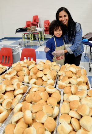 Worcester Students And Parents Sell Bread To Raise Funds For AGH