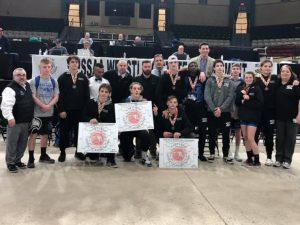 Decatur Wrestlers Win Three State Titles