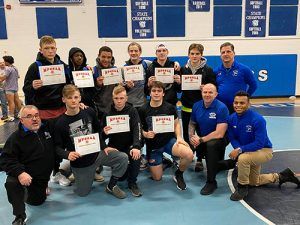 Seahawks Collect Seven Regional Titles