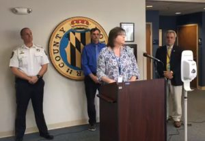 UPDATED: Positive COVID-19 Individuals In Worcester, Wicomico Counties Had 'Close Contact'
