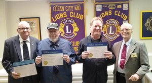 OC Lions Induct Two New Members