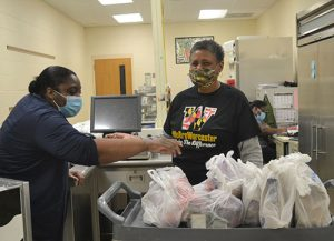 School System Providing 7,300-Plus Meals A Week