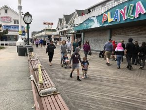 After Spirited Debate, Ocean City Opts To Keep Boardwalk Benches For Summer