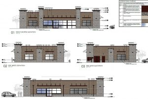 Berlin Site Plan Review Near; Developer Plans Convenience Store, Brand Hotel