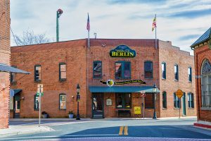 Berlin Cited For Open Meetings Act Violations