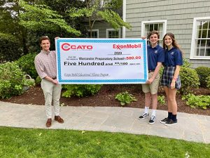 WPS Upper School Receives $500 Grant