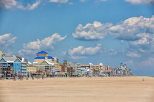 Governor Fine With Ocean City's Decision To Reopen Beaches, Boardwalk