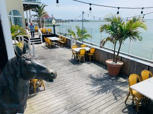 Ocean City Swiftly Adapting To Governor's Outdoor Dining Allowance