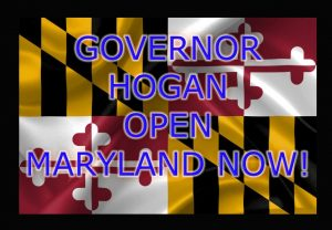 Rally Set For Monday Urging Hogan To Ease More Restrictions