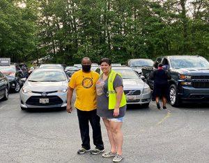 Worcester NAACP Hosts Car Prayer Vigil For George Floyd