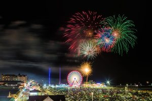 Council Votes 4-3 To Officially Ground Fourth Fireworks; Air Show, Labor Day Dates Considered