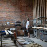 Globe Brushmiller talks about brick preservation