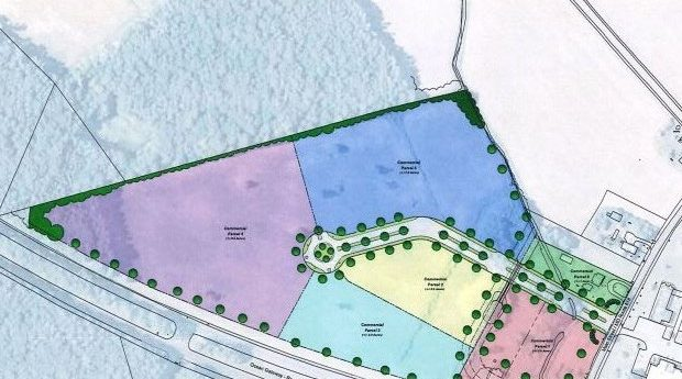 'Neighborhood Shopping Center' Envisioned In Berlin; Council Approves Commercial Zoning Change