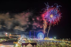Ocean City Delays Fourth Of July Fireworks Show; No New Date Set Yet