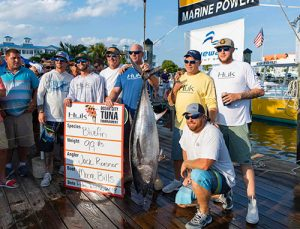 33rd Annual OC Tuna Tournament Set For This Weekend