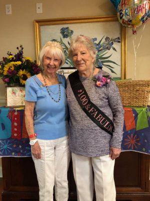 Eastern Shore Transplants Mark 100th Birthdays In Ocean Pines