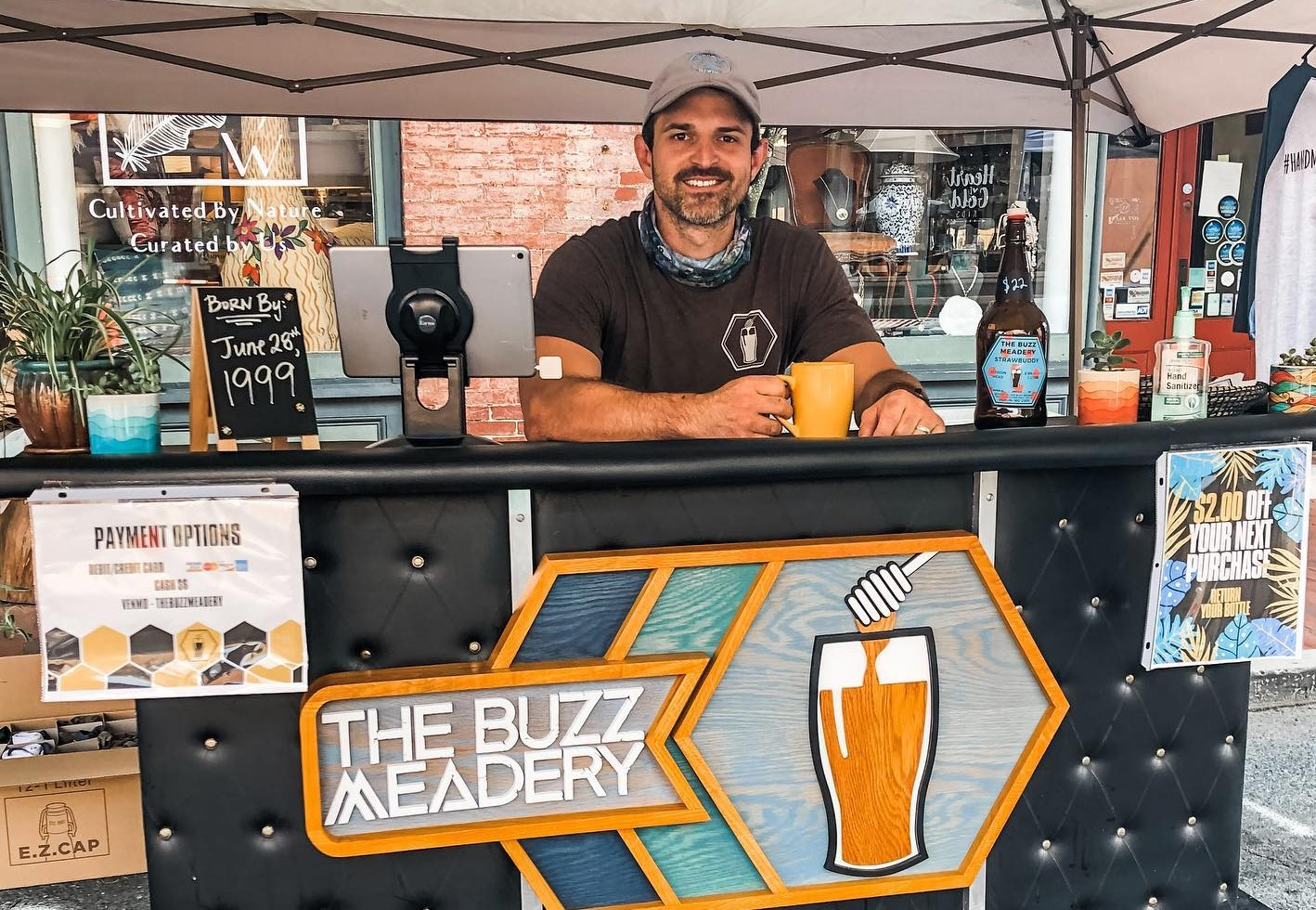Buzz Meadery submitted.'