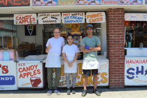 76 Years And Counting For King's Cotton Candy Stand On OC Boardwalk