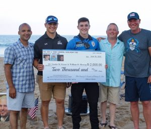 First Scholarships Honoring Fallen Officers Awarded To Seasonal Cops