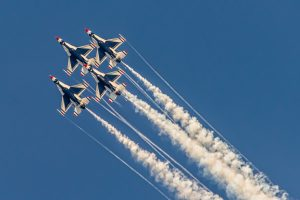 Thunderbirds Commit To Next Month's OC Air Show