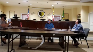 Ethics Complaint Filed Over Mayoral Candidate's Campaigning