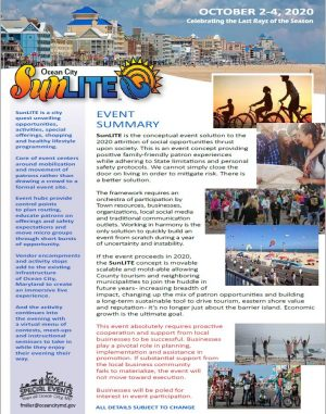 Resort-Run SunLITE Concept Shelved; Private Sector May Organize Some Other Events